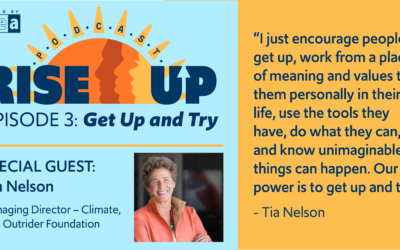 Get Up and Try – Featuring Outrider Foundation's Tia Nelson