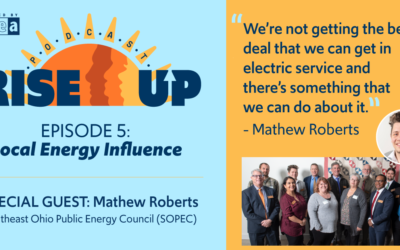 Local Energy Influence – Featuring SOPEC's Mathew Roberts