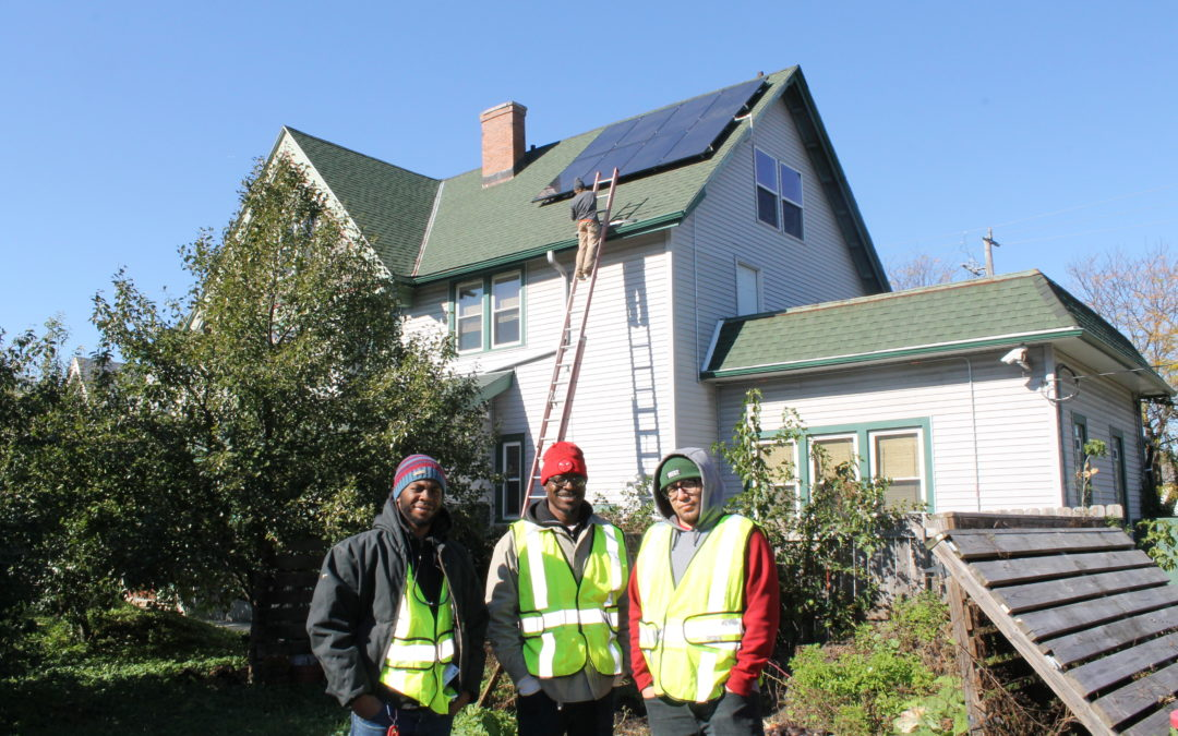 Attend a Free Solar Training Info Session