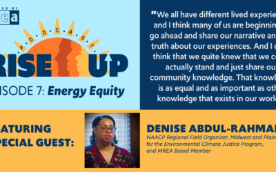 Energy Equity – Featuring NAACP's Denise Abdul-Rahman