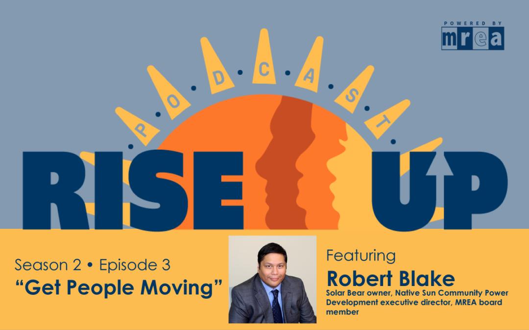 Get People Moving – Featuring Robert Blake